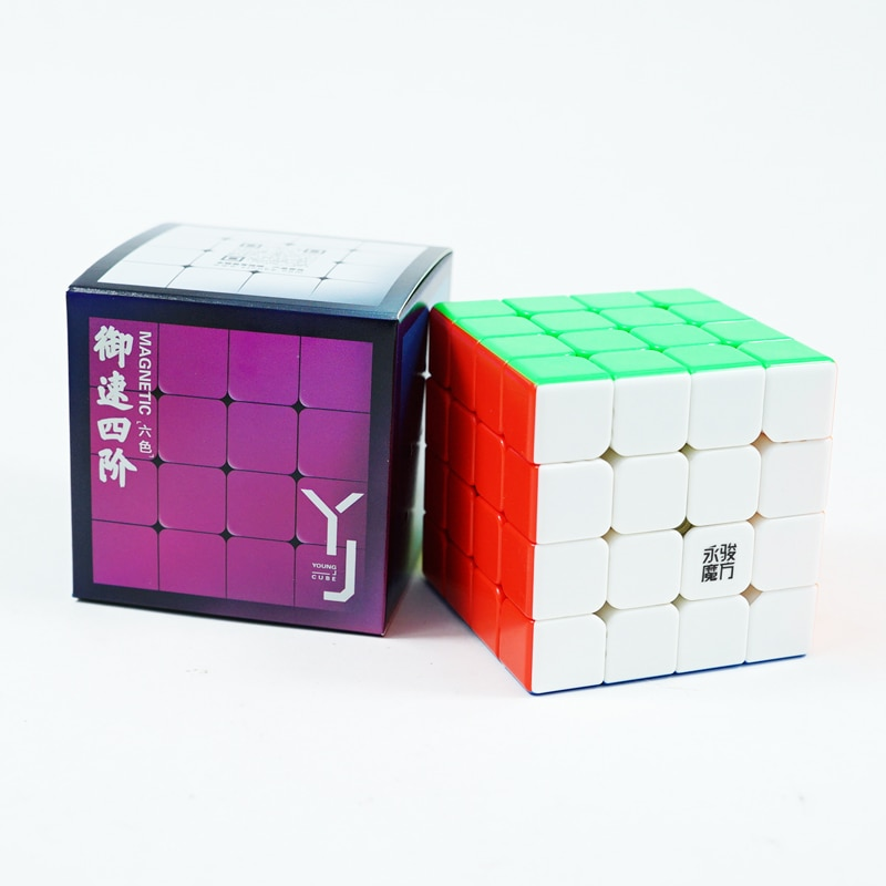 aosu gts m 4 4 4 magnetic magic cubes puzzle speed cube educational toys gifts for kids children YJ Yusu V2M 4x4 Magnetic Magic Speed Cube 61mm 4 layers Puzzle Yusu V2 4x4x4 M Yongjun Professional Educational Toys for kids