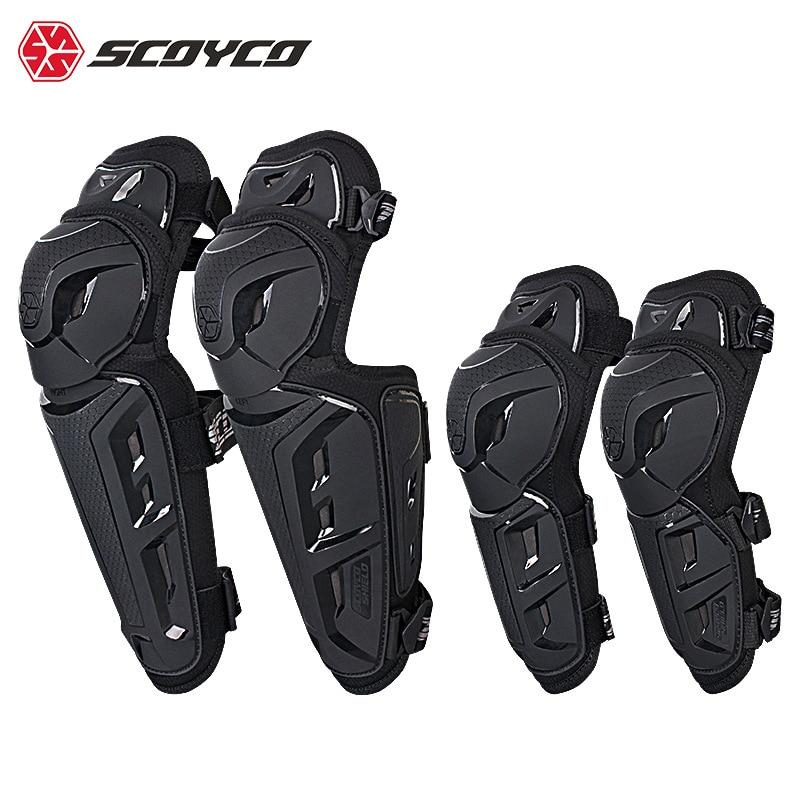 Защитное снаряжение для мотоцикла, защита для колена на локтях, противоударное Защитное снаряжение для гоночного мотокросса, защита для но...