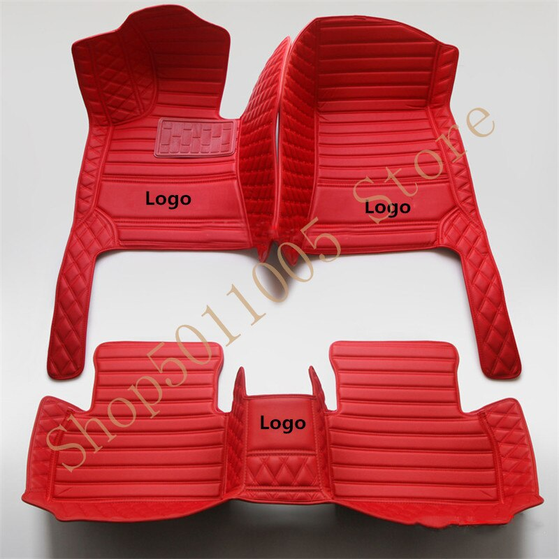 De piso del coche esteras almohadillas para Chevrolet Aveo Captiva Sonic navegar chispa Blazer epica Camaro Equinox Caballero Trax Cruze