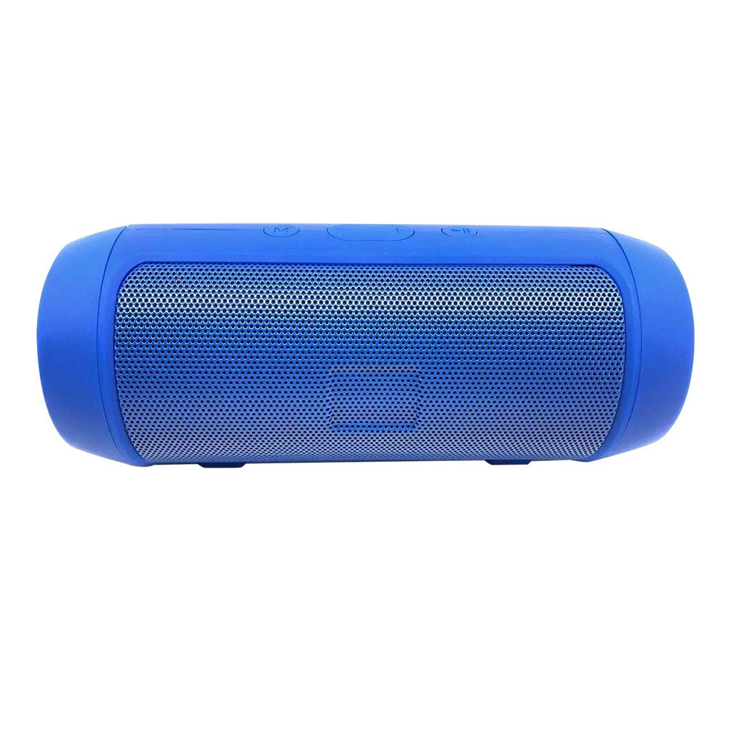 Altavoz portátil impermeable Altavoz Bluetooth inalámbrico música bajo altavoz portátil columna al aire libre Bloototh altavoz