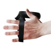 Ceinture réglable de sangles darticulation de VR pour les accessoires de poignée de contrôleur de contact doculus Quest / Rift S