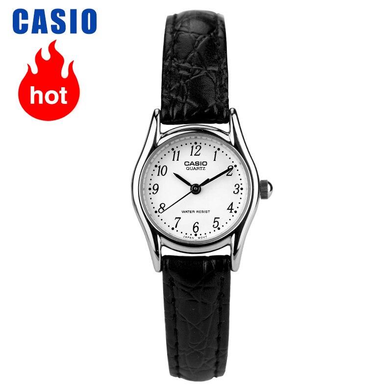 Casio watch metal pointer female watch LTP-1094E-7B