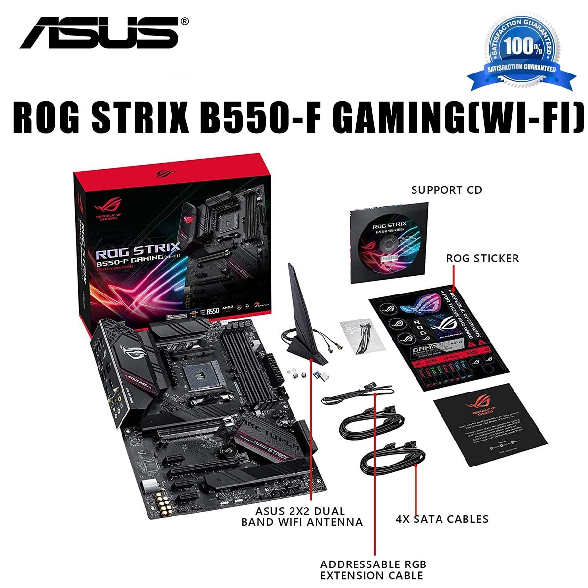 AM4 Asus TUF GAMING B450M-PRO S Gaming Motherboard AMD B450 M.2 SSD PCI-E 3.0 CrossFireX DDR4 CHIA AMD B450 Gaming Placa-mãe AM4