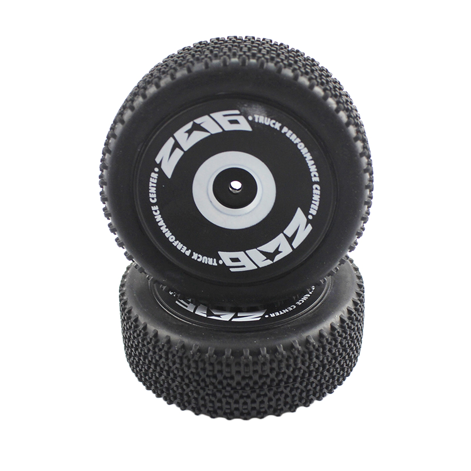 1/2 RC Crawler Car Front Tyres for WLtoys 124018 Upgrade Parts