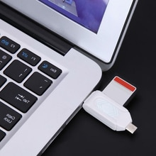 2in1 USB 2.0 Micro USB OTG SD/TF Flash Card Reader for Android Tablet PC Mobile Phone Accessories