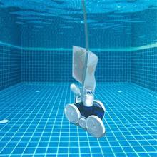 2pcs Pool Vacuum Cleaner Swimming Pool Filter Bag Pool Accessories All Purpose Suction Machine Zipper Bag Replacement