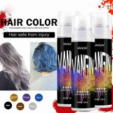 2021 New VANGIN Hair Fibers Hold Spray Styling Water 100 Ml New Style Hair Thickening Spray Mist For