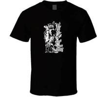 Iggy Pop De Stooges Retro Nieuwe Zwart Wit T-shirt Mannen T-shirt Nieuwste Mode