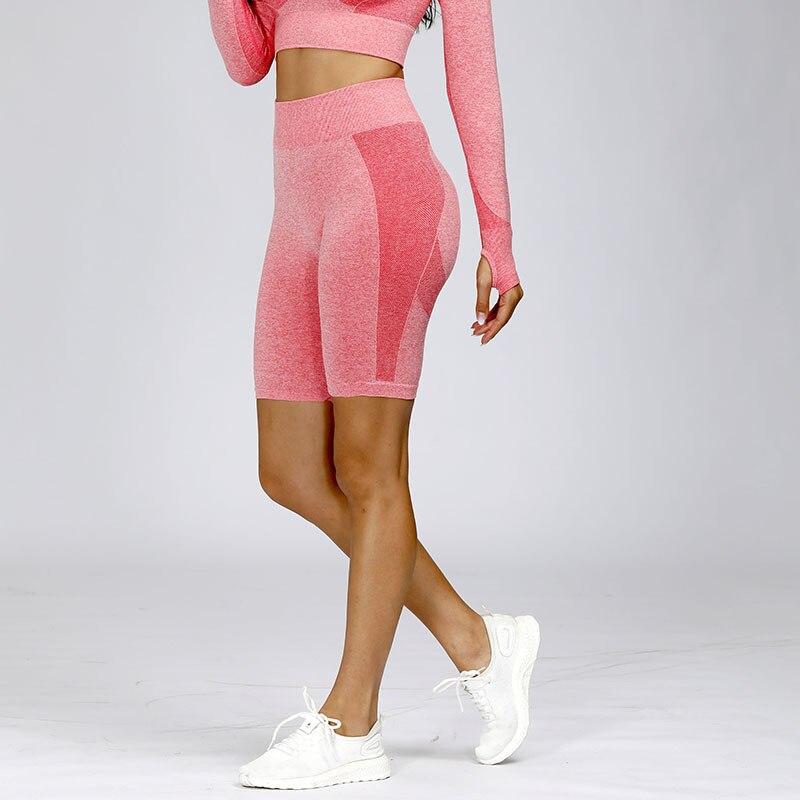 Йога Брюки женские жизненно бесшовные леггинсы для спорта, фитнеса, одежда для активных движений, для спортивного зала, леггинсы, женские сп...