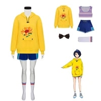 anime wonder egg priority cosplay ohto ai hoodies woman girl sweatshirt sport pullover costume clothing