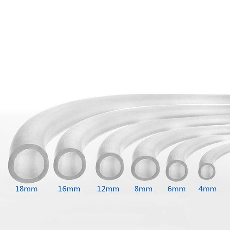 4 мм/8 мм/10 мм/12 мм мягкий силиконовый кислородный насос шланг для аквариума воздушный пузырь камень рыбный бак Пруд насос трубка аксессуары acuario