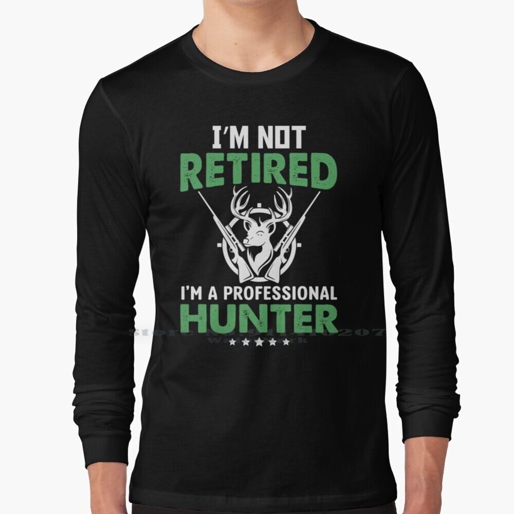 Chase Pension Pensioner Saying T Shirt 100% Pure Cotton Deer Hunting Profession Pension Deer Deer The Deer Whisperer Hunter