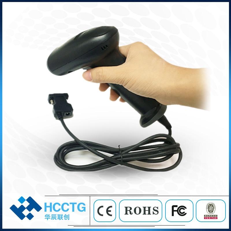 2020 USB/RS232 2D الباركود ماسحة 2D المسح بندقية (HS-6603B)