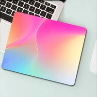mouse pad anime mousepad minimalism gamer keyboard mat pc gamer complete diy gaming accessories mouse computer pad small table