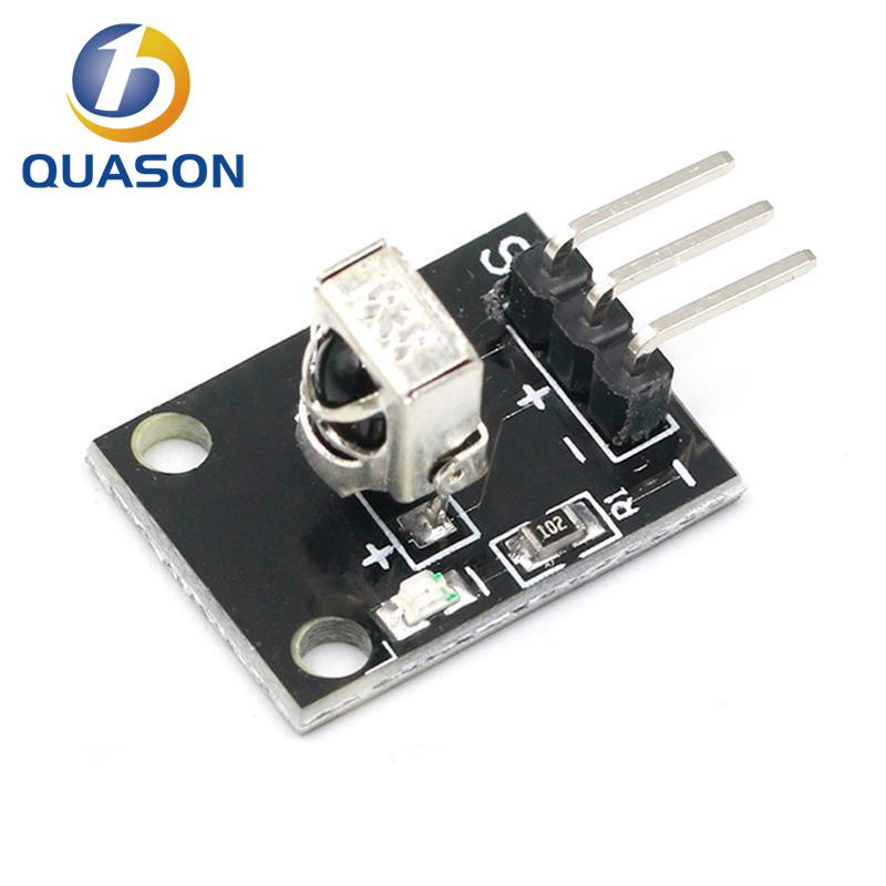 10PCS Smart Electronics 3pin Keyes KY-022 TL1838 VS1838B 1838 IR Infrared Sensor Receiver Module for Arduino DIY Starter Kit