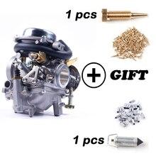 Carburateur haute performance en aluminium   XV250 XV125 QJ250 XV 250 XV 125, Assy pour Yamaha Virago 125 XV125 1990-2014