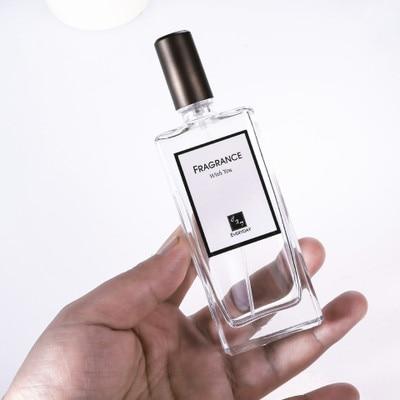 50ml High-grade Perfume Bottle Empty Lip Gloss Tubes Atomizer Perfume Lip Gloss Containers Bottled Portable Spray Bottle Travel