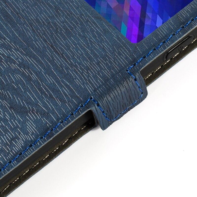 PU Leather Phone Case For Xiaomi Redmi 8A Flip Case For Xiaomi Redmi 8A View Window Book Case Soft TPU Silicone Back Cover