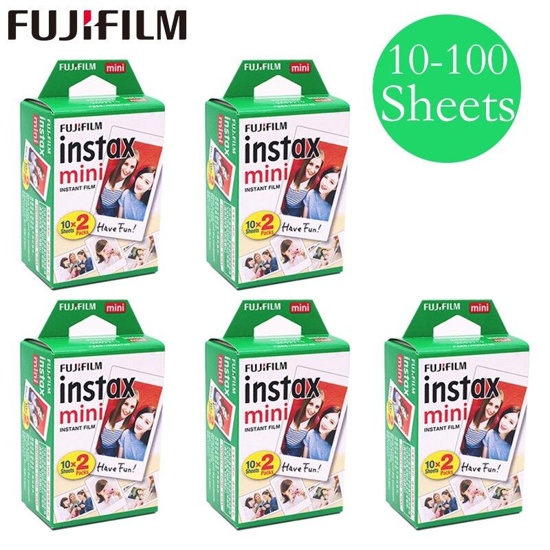 10-100-fogli-fuji-fujifilm-instax-mini-11-9-pellicole-bordo-bianco-pellicola-larga-3-pollici-per-fotocamera-istantanea-mini-8-9-11-7s-carta-fotografica-r50