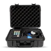 um 4dl digital ultrasonic thickness gauge with penetrating coating technology stores 100000 data measuring range 0 6 508mm
