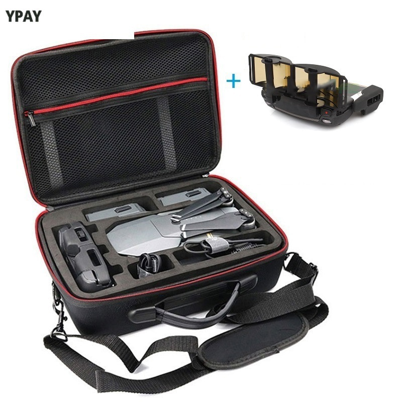 Mavic Pro Hardshell Shoulder Waterproof Bag Case Portable Storage Box Shell Handbag  For DJI MAVIC PRO Platinum