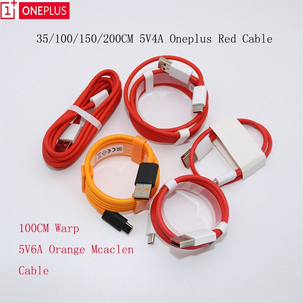 Oneplus Dash кабель 4A USB 3,1 деформация Тип C быстрое зарядное устройство кабель для Onplus 7 Pro 6 6t 5 5t 3 3t