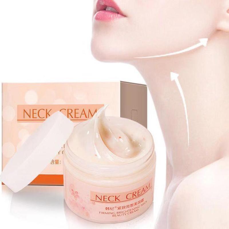 1pc Anti-âge cou crème Anti-rides soins de la peau blanchissant beauté meilleur serrer cou raffermissant cou nourrissant cou lifting sérum H8A8
