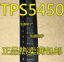 10 sztuk nowy 5450 TPS5450 TPS5450DDAR SOP - 8 patch stabilizator przełącznik chip