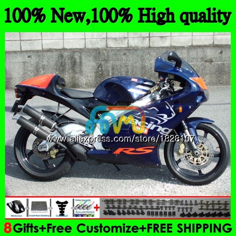 الجسم ل ابريليا RS-250 RSV250 R لامع الأزرق RS250 95 96 97 81BS.19 RSV250RR RS250R RS 250 RSV 250 R RR 1995 1996 1997 هدية