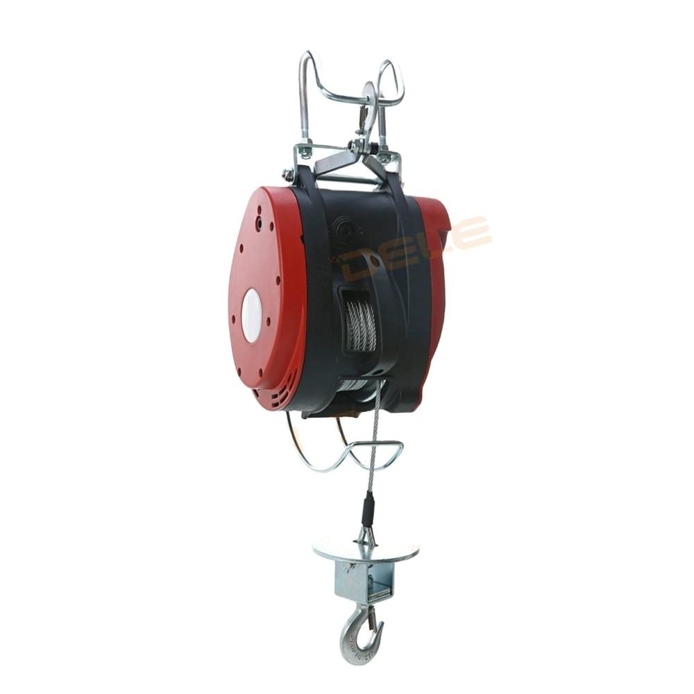 Электрический трос лебедки электрическая лебедка