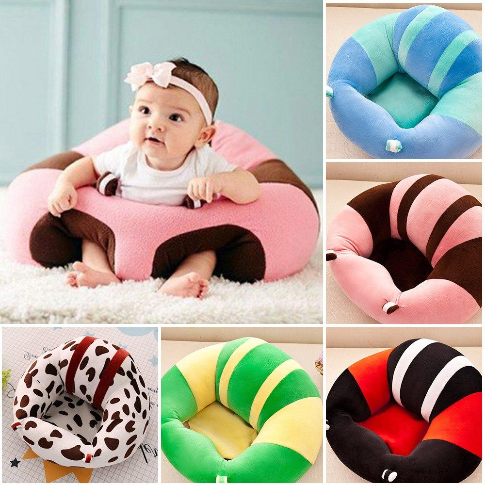 Weiche Baby Sofa Unterstützung Sitz Plüsch Sitzsack Kind Lernen, Sitzen Sessel Komfortable Kleinkind Nest Puff Sitz Baby Sofa stuhl