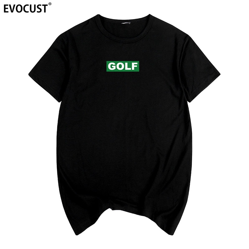Tyler the Creator Golf Wang sup cherry bomba Skate fransh Ocean Harajuku OFWGKTA camiseta algodón hombres camiseta nueva camiseta Mujer