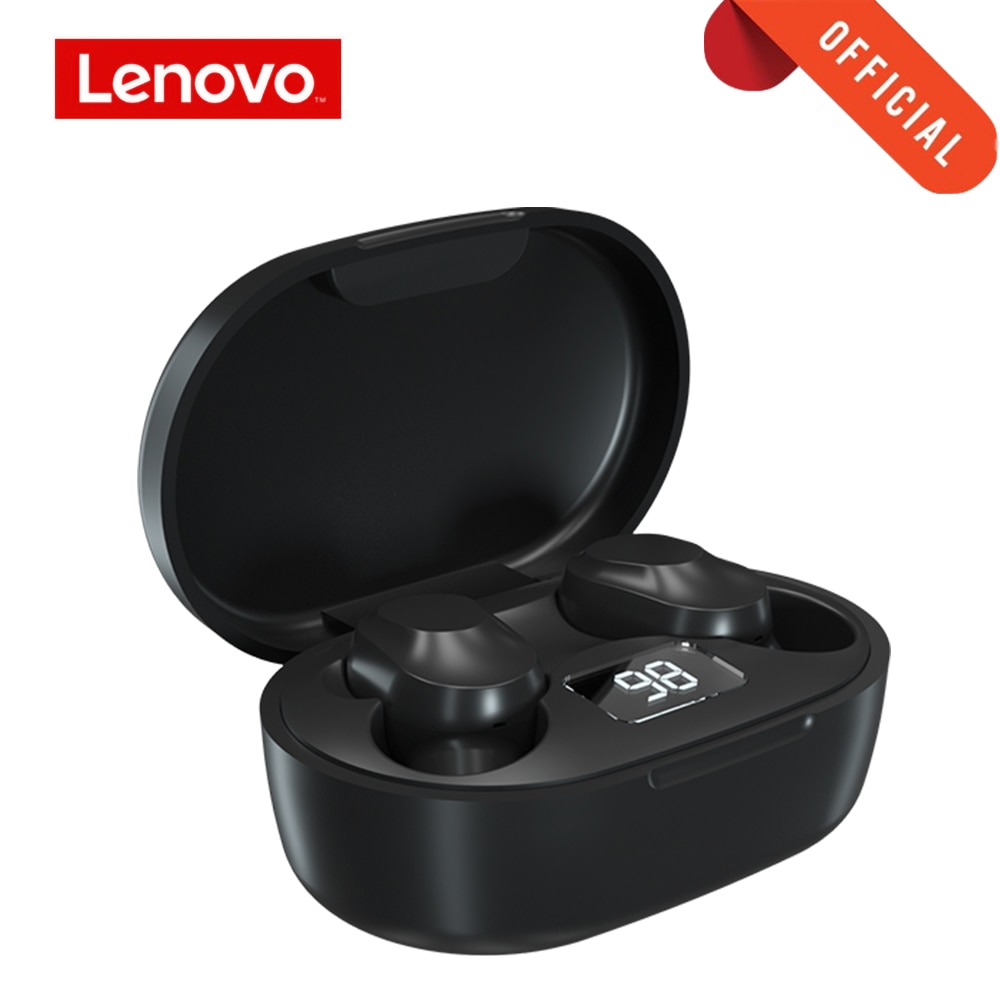 Original Lenovo XT91 TWS Earphone Wireless Bluetooth Headphones AI Control Gaming Headset Stereo bas