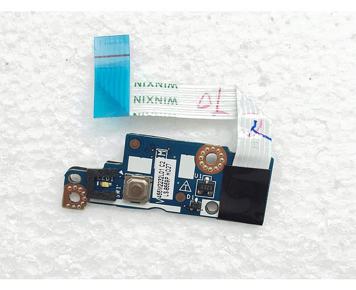 الأصلي ل HP HD13NB XT13-2000 13-B000 13-2300 السلطة التبديل زر المجلس LS-B559P