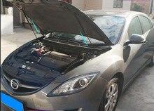 Pour Mazda 6 2008 2009 2010 2011 2012 2013 accessoires capot de voiture capot amortisseur à gaz SUPPORT de levage voiture style