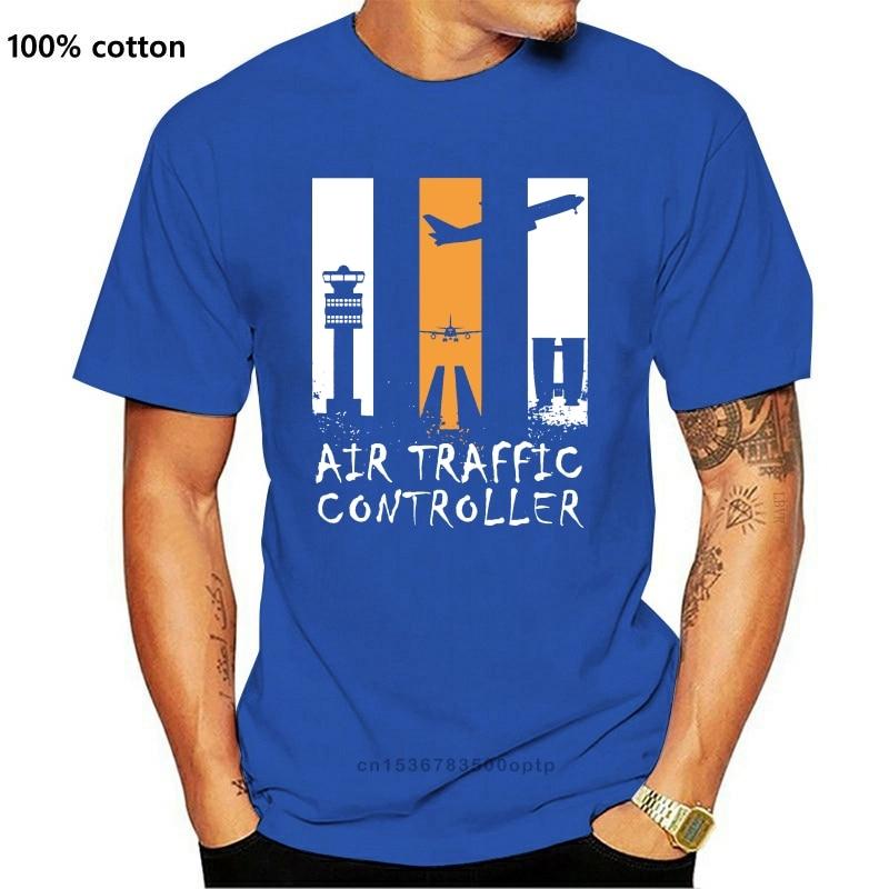 New Men T Shirt Proud Air Traffic Controller Shirt(2) Women T-Shirt