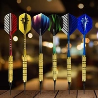 15 grams of soft darts professional practice indoor fitness games soft pointed needle pc pole fall resistant electronic darts