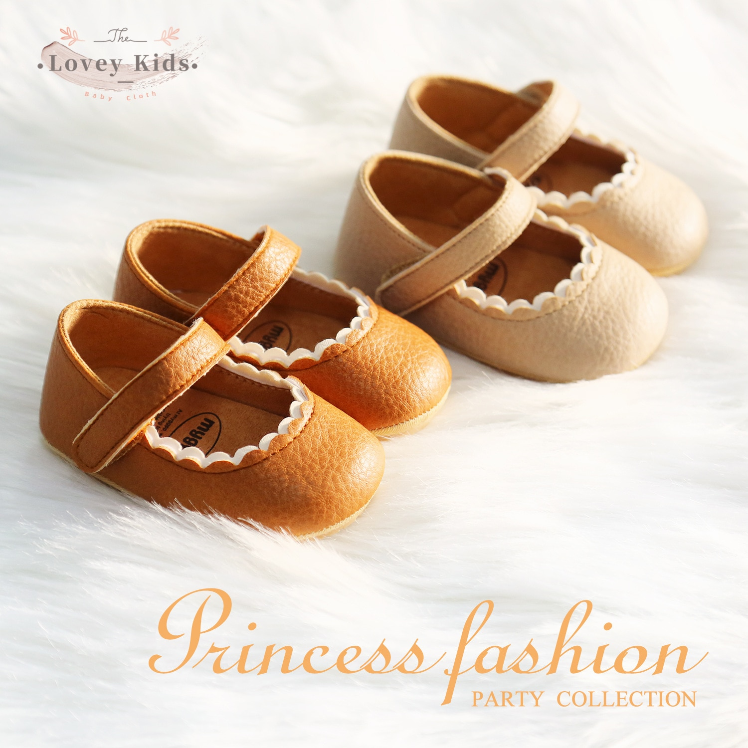 sweet pu baby girl shoes toddler infant anti slip polka dot pu first walkers shoes kids footwear shoes girls First Walkers 2021 Toddler Baby Girl Shoes Princess Sweet PU Flats Shoes Infant Party Shoes Sneakers