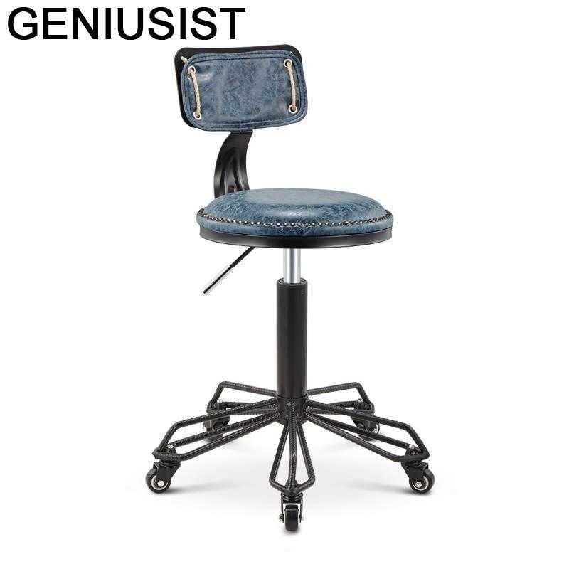 Mueble De парикмахерский стул Sedie Beauty шезлонг для Макияжа Салон Cabeleireiro Shop Cadeira Barbershop Silla парикмахерский стул