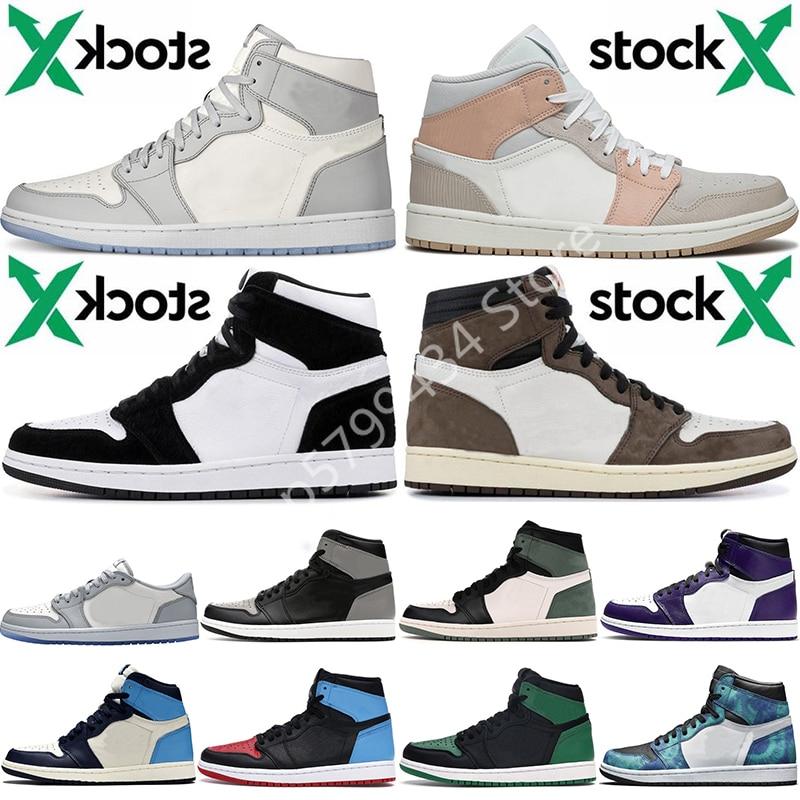 Sapato de basquete feminino oblíquo b23, sapato alto moderno para mulheres, travis scott 1s, macacão e meio milão, novo, 2020 torcer sapatos masculinos