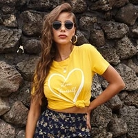summer tops for women 2021 cartoon print graphic tshirts vintage plus size short sleeve shirts casual loose waist woman tshirts