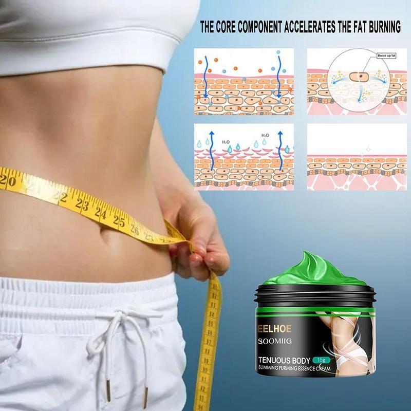 Weight Loss Cream Fat Burning Full Body Anti-cellulite Slimming Weight Loss Massaging Cream Leg Body Waist Effective Fat Burning