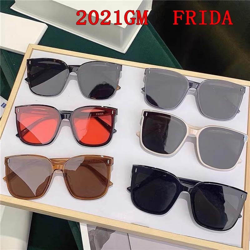 نظارات شمسية مربعة الشكل للرجال والنساء ، عدسات مستقطبة ريترو UV400 ، أسيتات ، موضة جديدة 2021