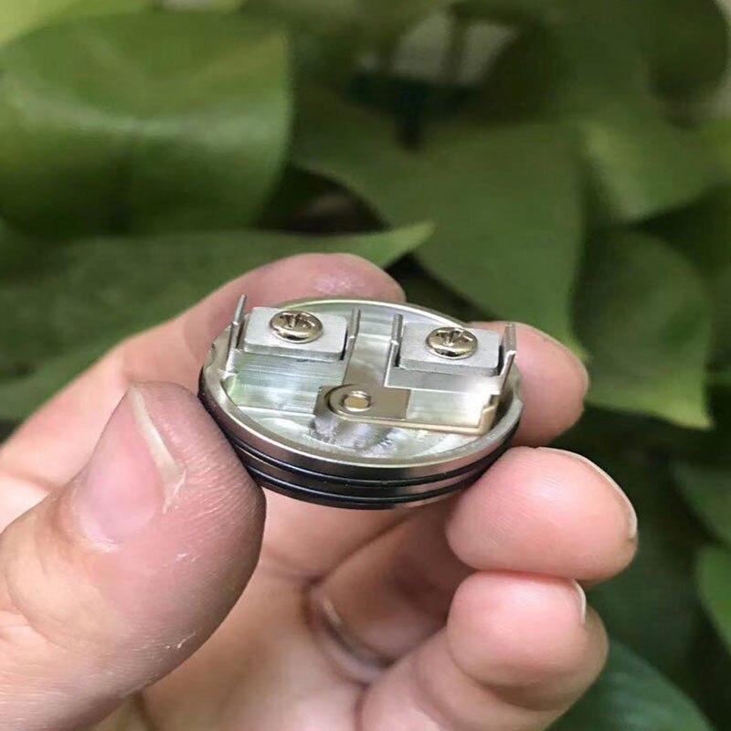 Apocalypse GEN   25mm serie apocalisse rda  millimetri/25 millimetri Serbatoio ricostruibile con BF PIN per Sigaretta Elettronic enlarge