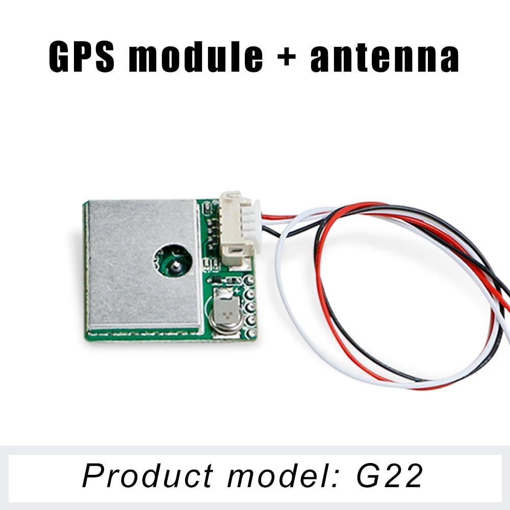 Module GPS CREASEE antenne 2019 module GPS G22 module GPS + antenne céramique intégrée TTL G-MOUSE 9600 avec batterie mémoire RTC