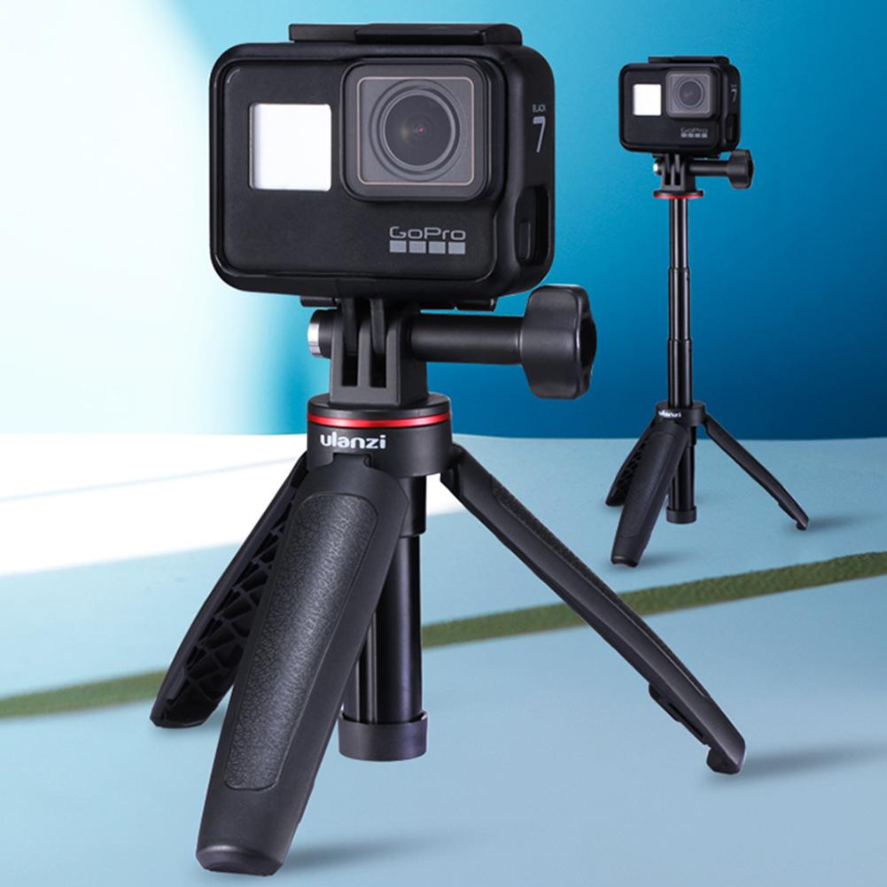 Mini Tripod Stand Action Camera Holder For Go Pro 9 Sports Camera Extender Portable Tripod Stand Hand Grip For Gopro Hero 8 7 6