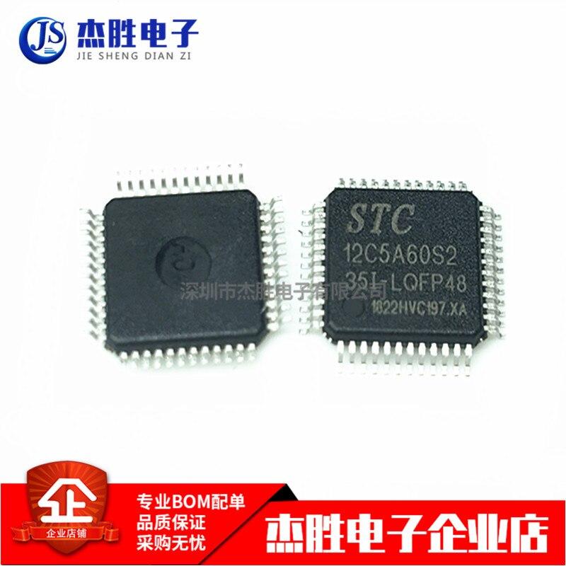 STC12C5A60S2-35I-LQFP44 12C5A60S2 STC
