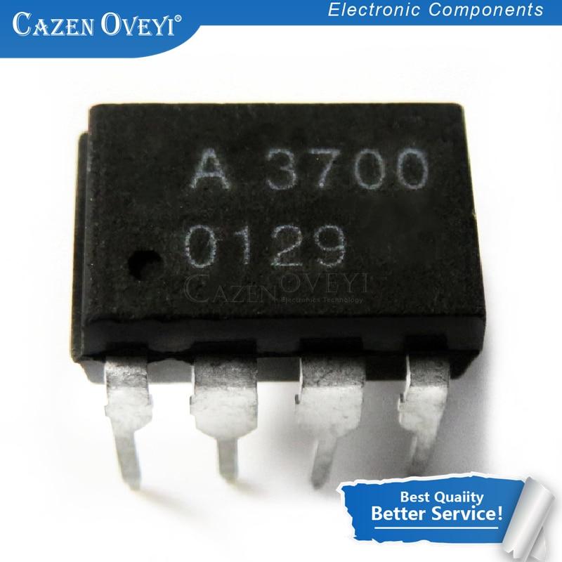 10pcs/lot HCPL-3700 A3700 3700 DIP-8 original electronics In Stock