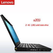 Used 90New Lenovo ThinkPad x201i/x200/x230 Labtop Computer 4GB/8GB/16GB Ram 1280x800 12Inches Win7 D