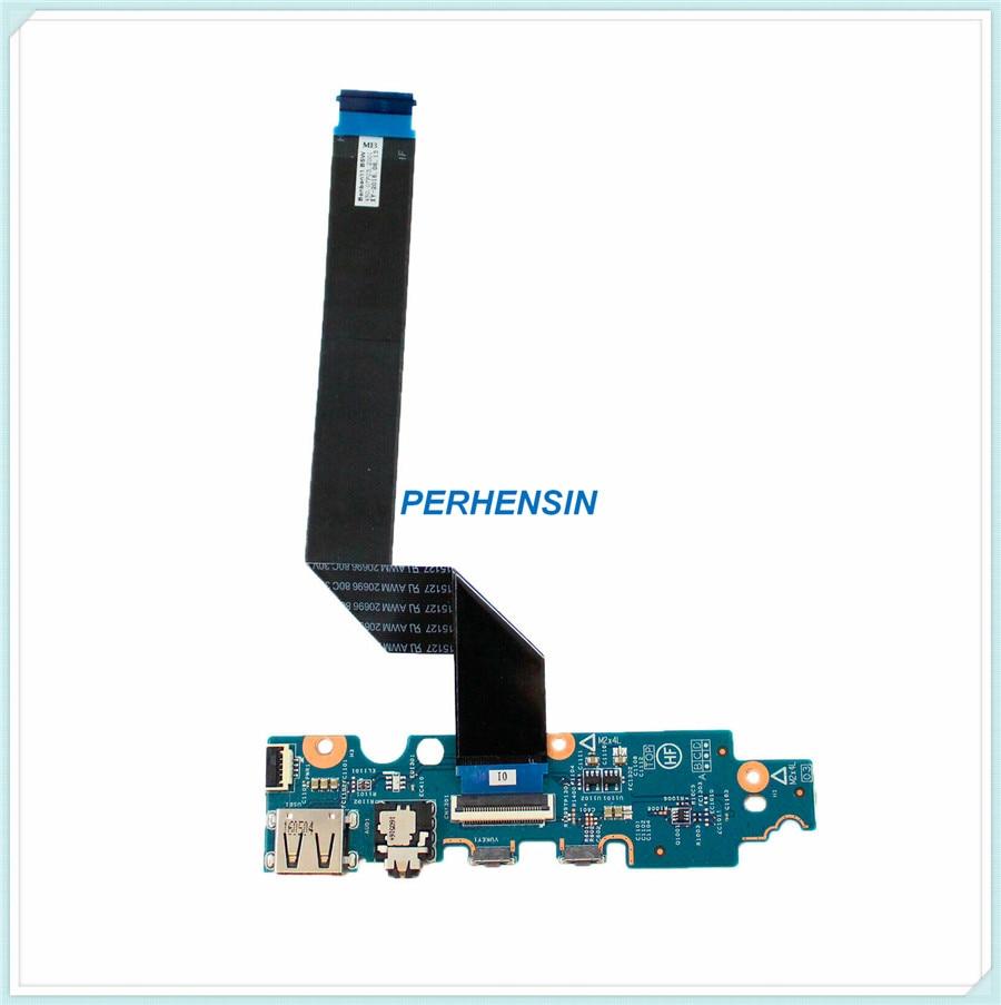 وحدة USB الصوت ل Hp بافيليون X360 11-U سلسلة 448.07J02.0011 450.07P03.2001